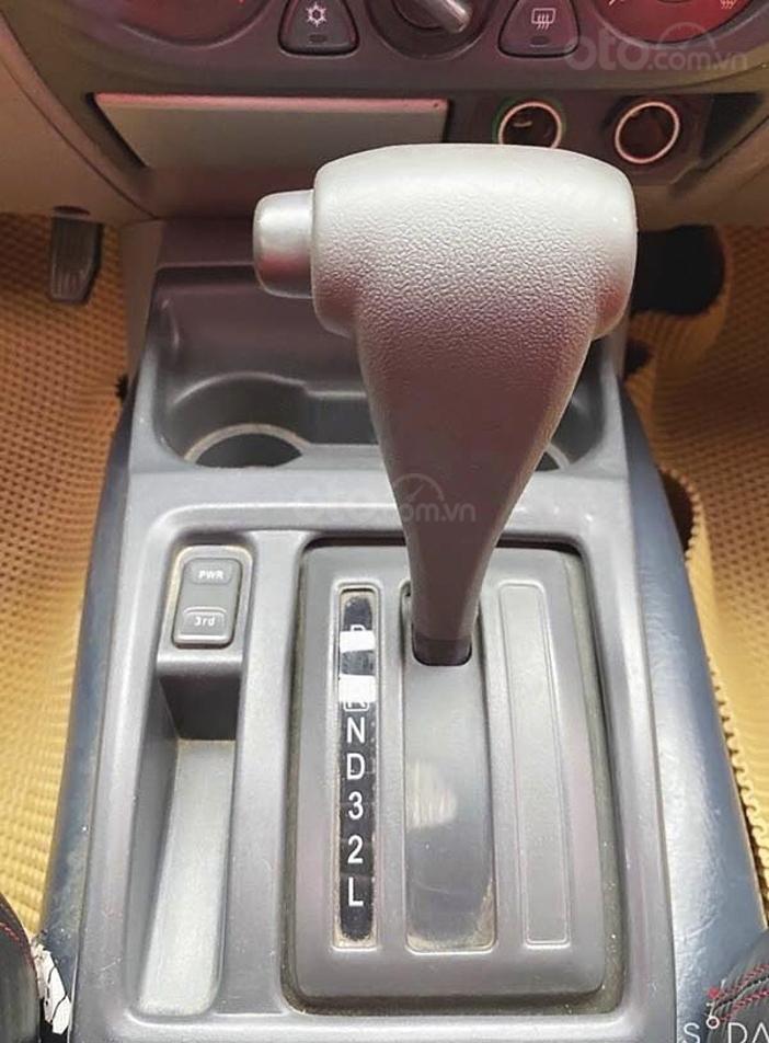 Bán xe Isuzu Dmax năm 2006, màu đen còn mới, giá tốt (3)