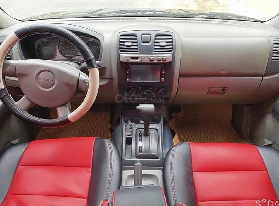 Bán xe Isuzu Dmax năm 2006, màu đen còn mới, giá tốt (5)