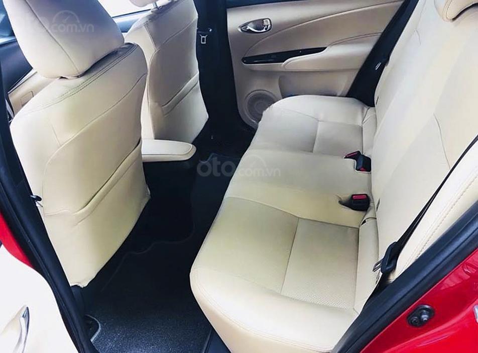 Bán Toyota Yaris sản xuất năm 2020, màu đỏ, nhập khẩu còn mới, 695tr (3)