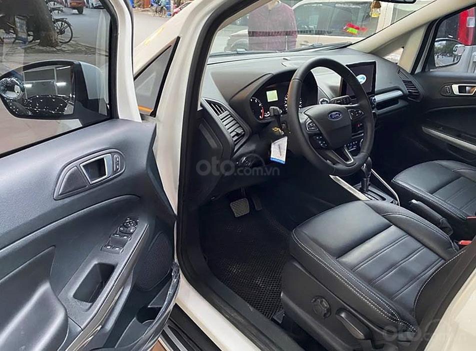 Bán Ford EcoSport năm sản xuất 2020, màu trắng còn mới (2)