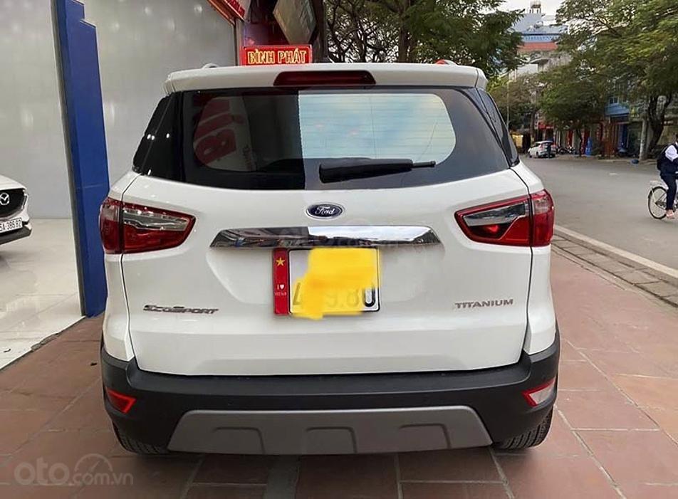 Bán Ford EcoSport năm sản xuất 2020, màu trắng còn mới (5)