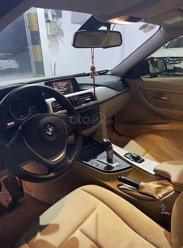 Cần bán gấp BMW 3 Series năm 2016, màu trắng còn mới (4)