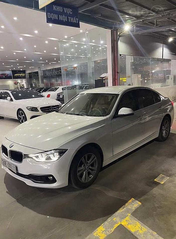 Cần bán gấp BMW 3 Series năm 2016, màu trắng còn mới (3)