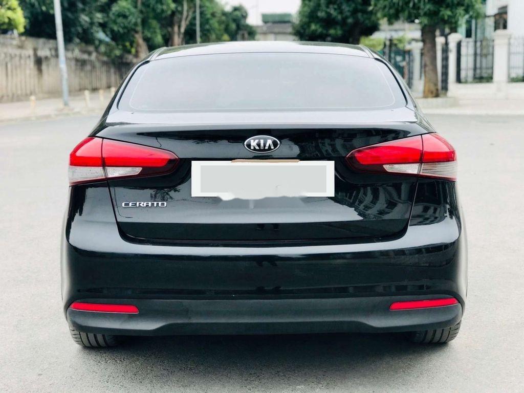 Bán ô tô Kia Cerato năm 2018, màu đen (4)