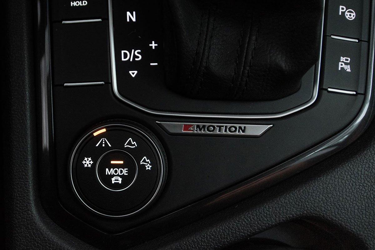 Dẫn động 4 bánh toàn thời gian 4Motion 1