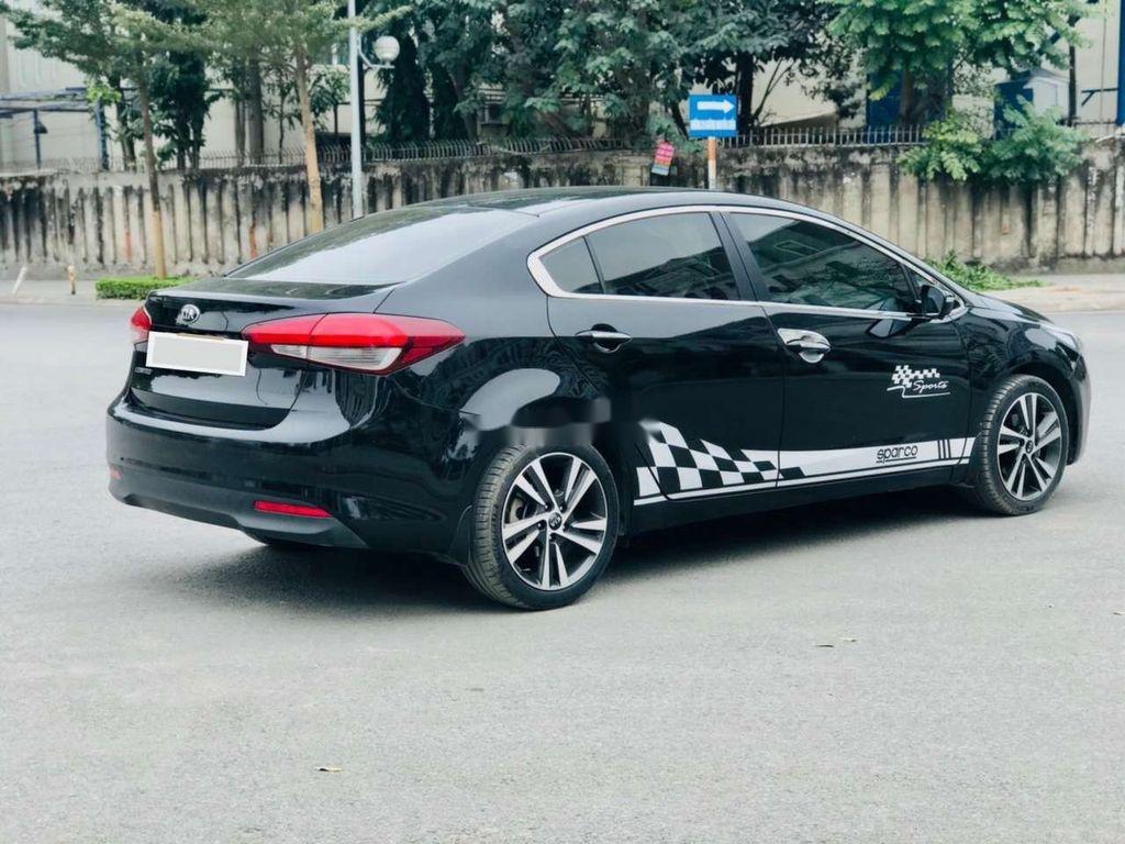 Bán ô tô Kia Cerato năm 2018, màu đen (5)