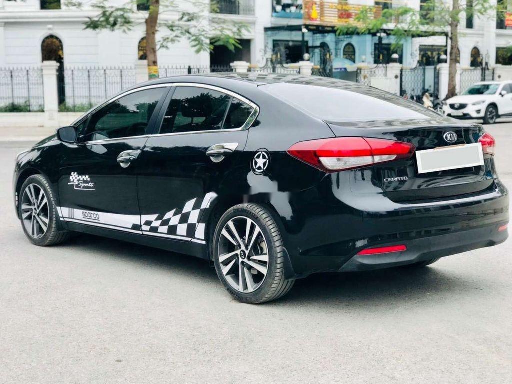 Bán ô tô Kia Cerato năm 2018, màu đen (6)