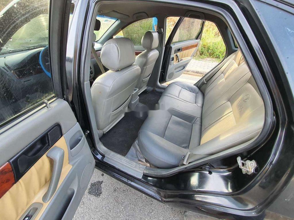 Cần bán lại xe Daewoo Lacetti sản xuất năm 2008, màu đen (6)