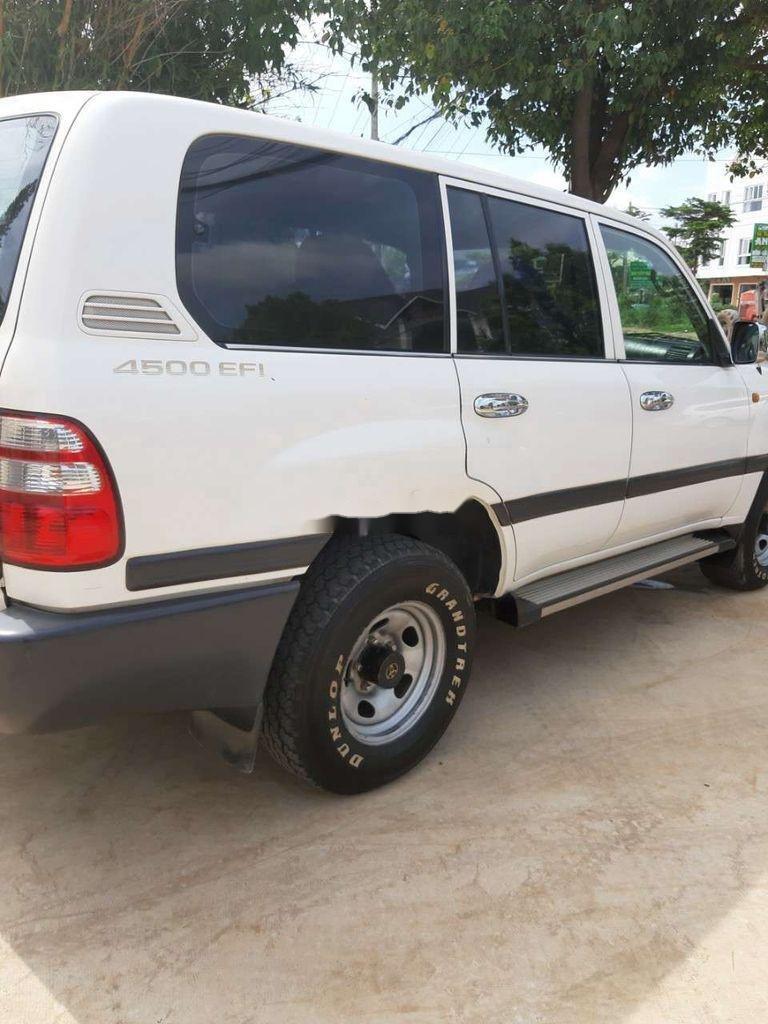 Cần bán xe Toyota Land Cruiser năm 1999, nhập khẩu còn mới, giá chỉ 390 triệu (1)