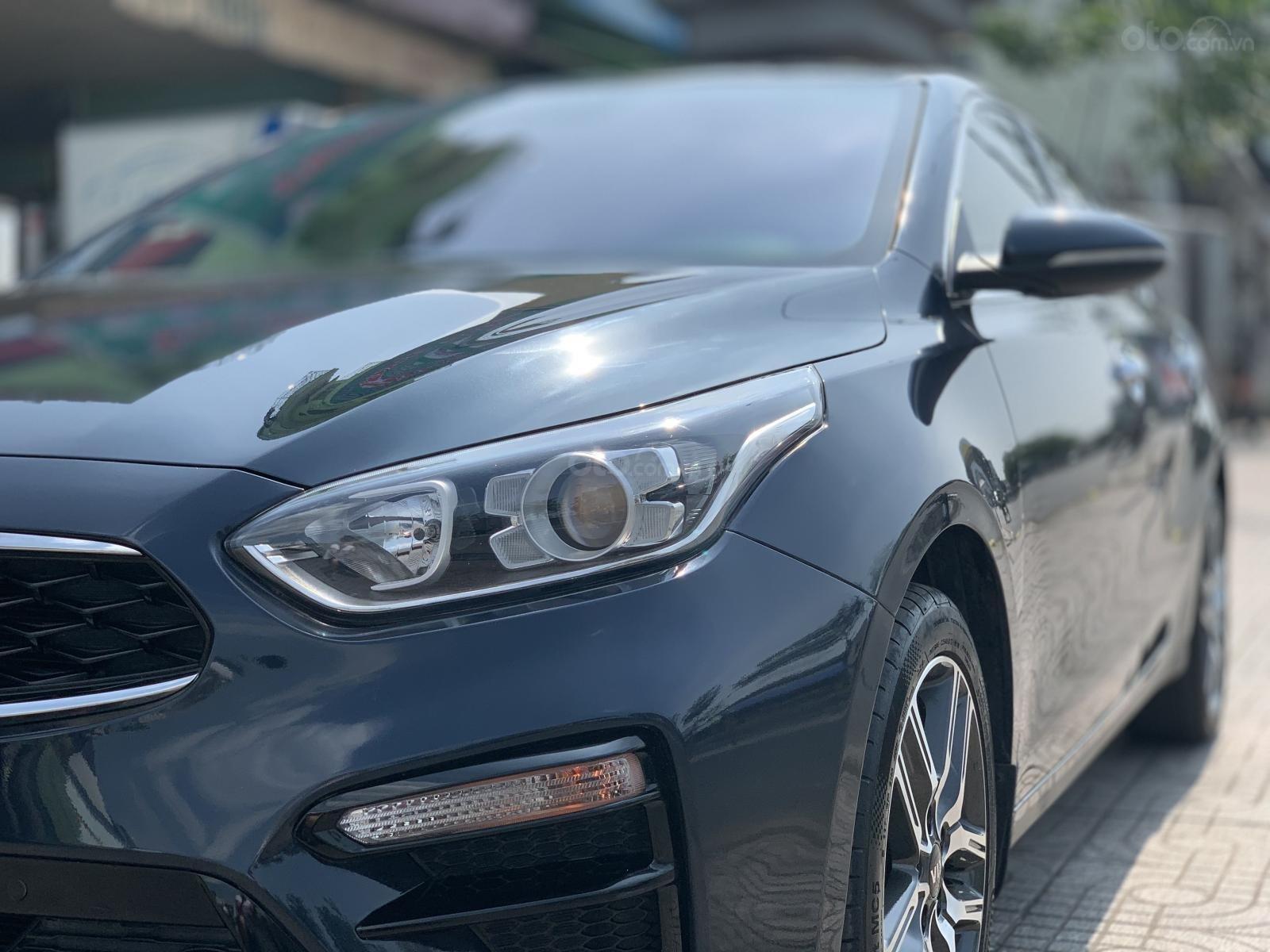 Kia Cerato 1.6AT Luxury 2019 màu xanh đen, biển tỉnh xe đẹp (6)