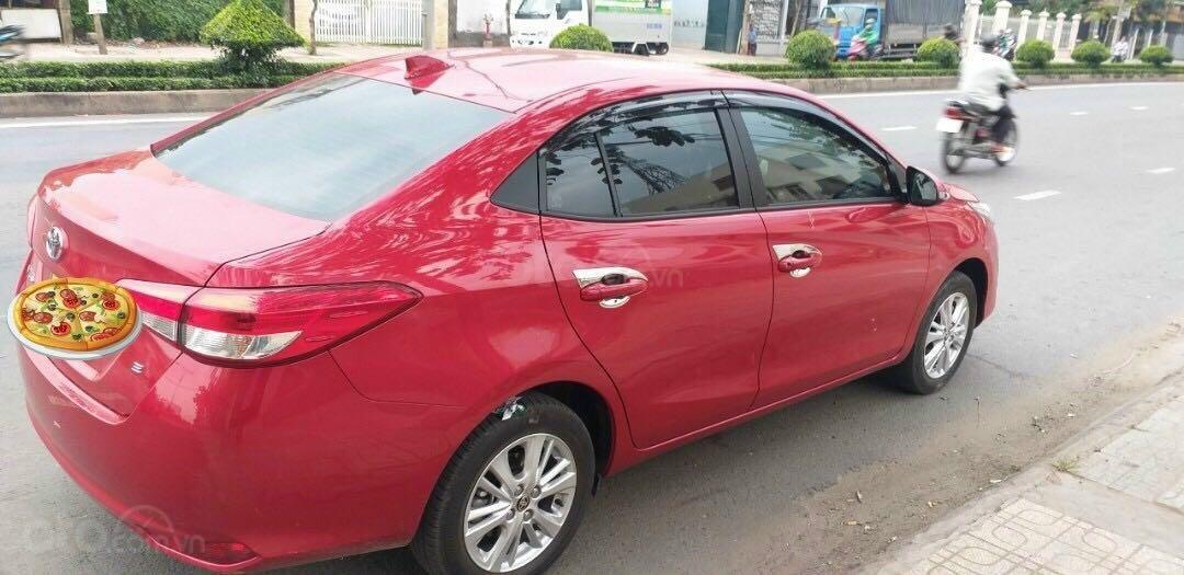 Toyota Vios sx 2020 số sàn, bản E, dk lần đầu 20/11/2020, lăn bánh 6.000km (3)