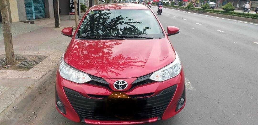 Toyota Vios sx 2020 số sàn, bản E, dk lần đầu 20/11/2020, lăn bánh 6.000km (1)