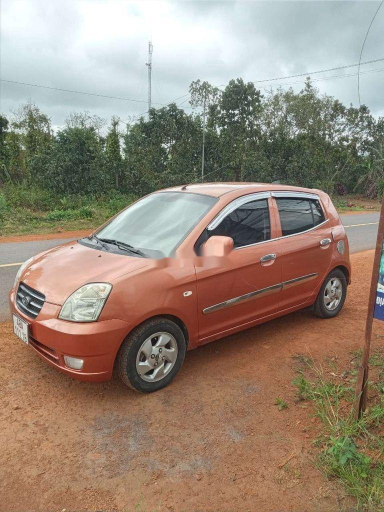 Cần bán xe Kia Morning năm 2006, nhập khẩu còn mới, giá chỉ 195 triệu (2)