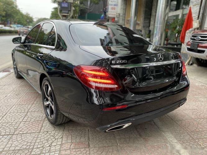 Bán xe Mercedes E200, xe chính chủ sử dụng (5)