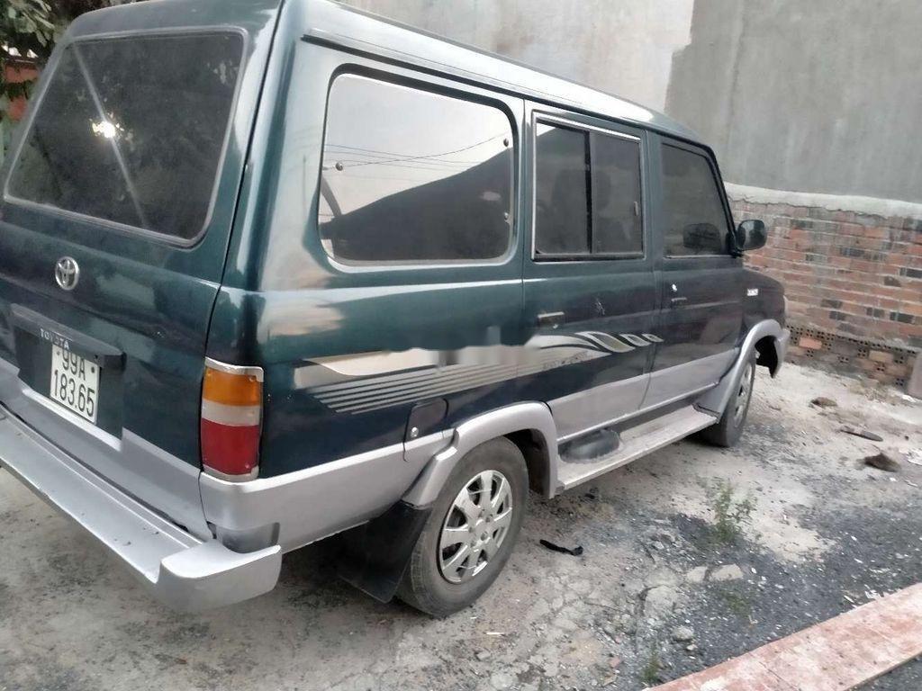 Cần bán lại xe Toyota Zace sản xuất năm 1996, nhập khẩu còn mới (4)