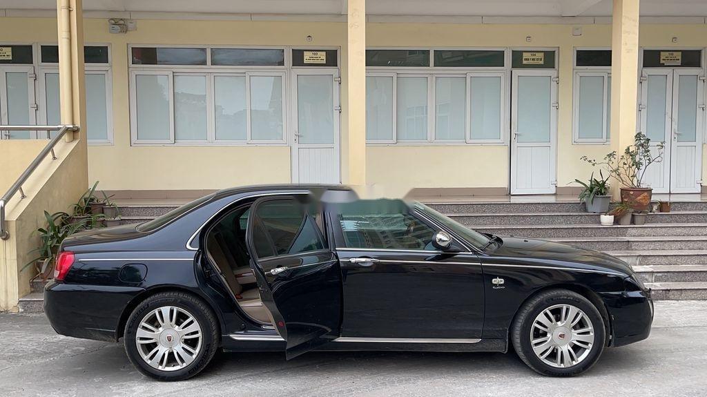 Bán xe MG ZT 750s 2010, màu đen, xe nhập còn mới, giá tốt (8)