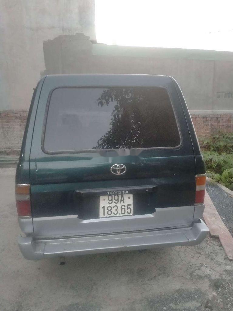 Cần bán lại xe Toyota Zace sản xuất năm 1996, nhập khẩu còn mới (2)