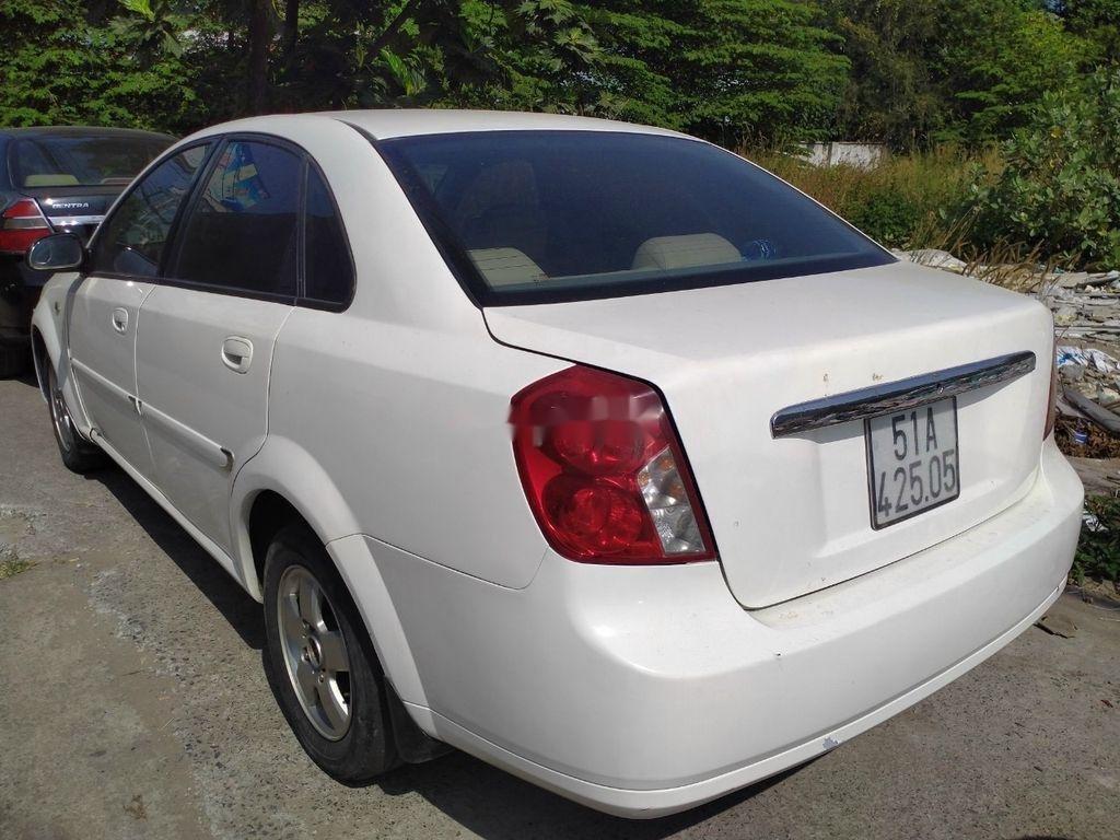 Bán xe Daewoo Lacetti sản xuất 2005 còn mới (6)