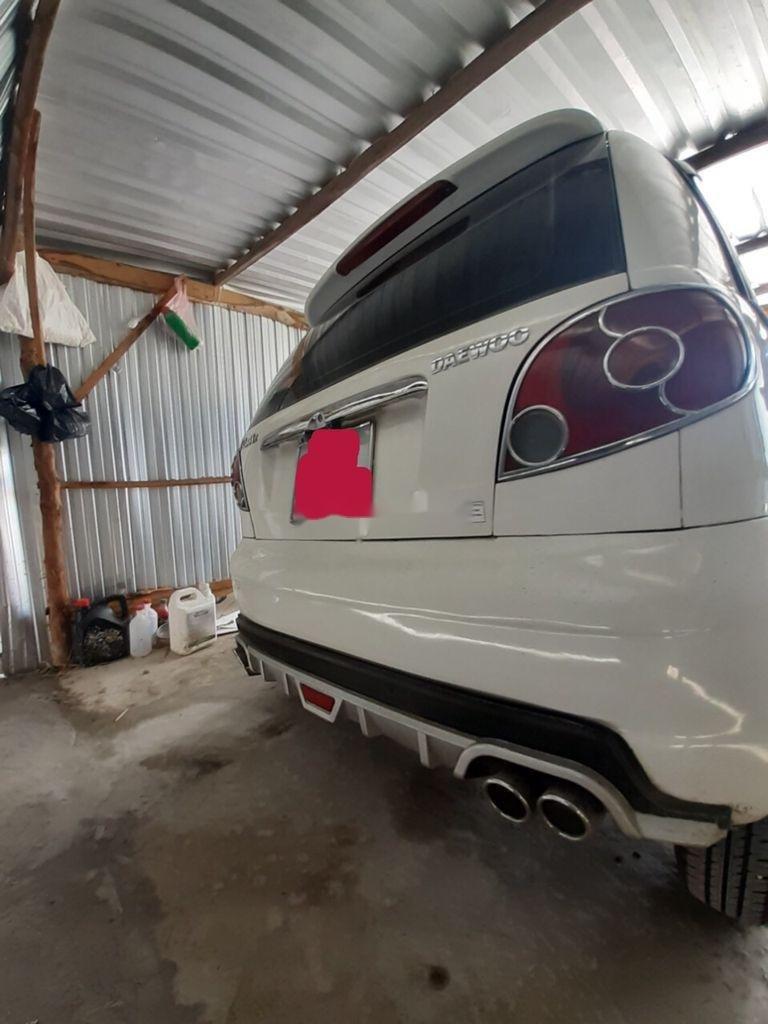 Bán Daewoo Matiz 2004, màu trắng, nhập khẩu còn mới, 58 triệu (2)