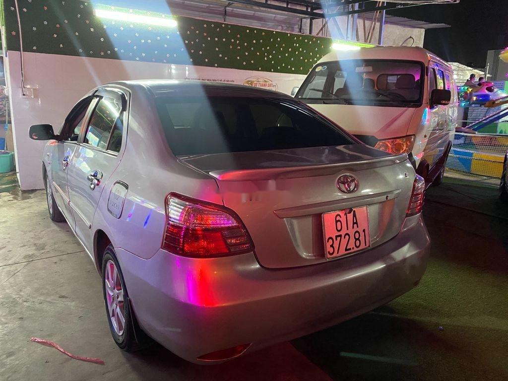 Cần bán gấp Toyota Vios năm sản xuất 2009 còn mới, 169 triệu (6)