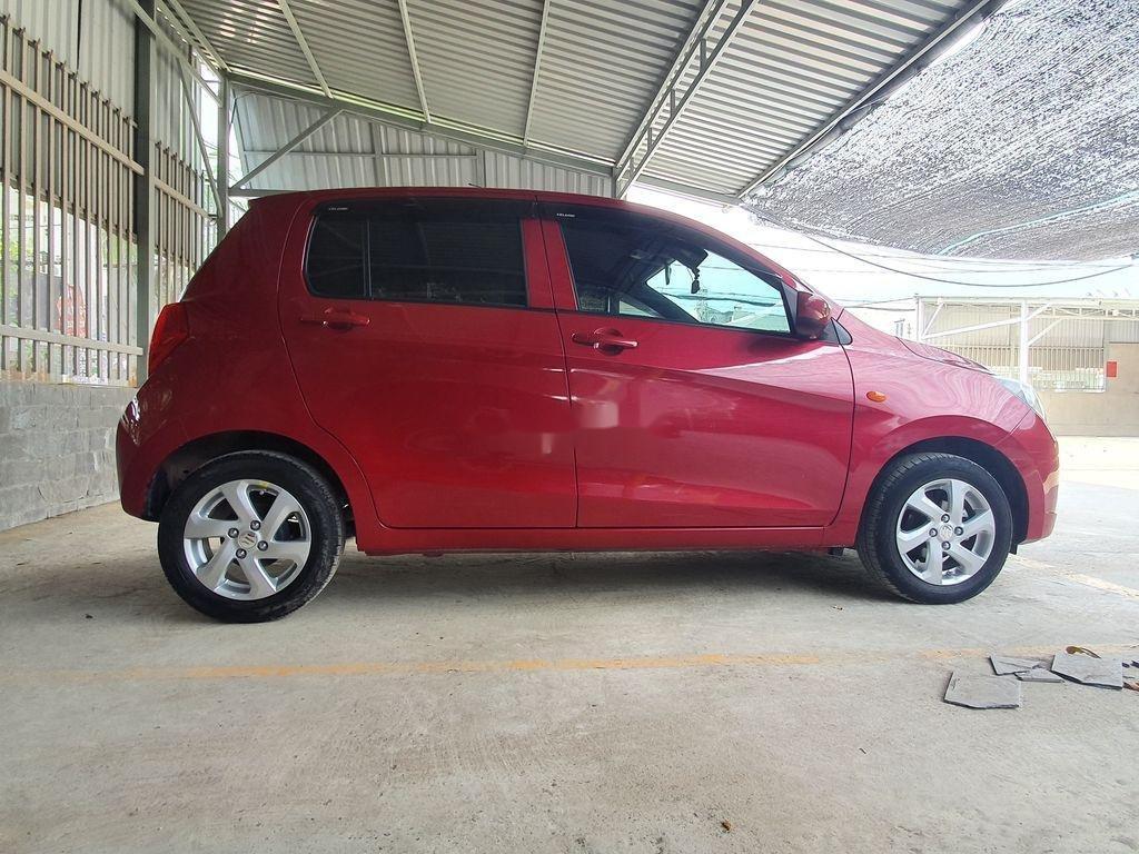 Bán xe Suzuki Celerio 2019, màu đỏ, nhập khẩu (3)