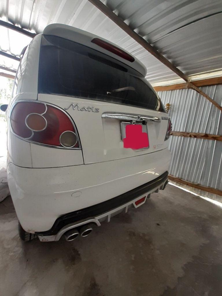Bán Daewoo Matiz 2004, màu trắng, nhập khẩu còn mới, 58 triệu (3)