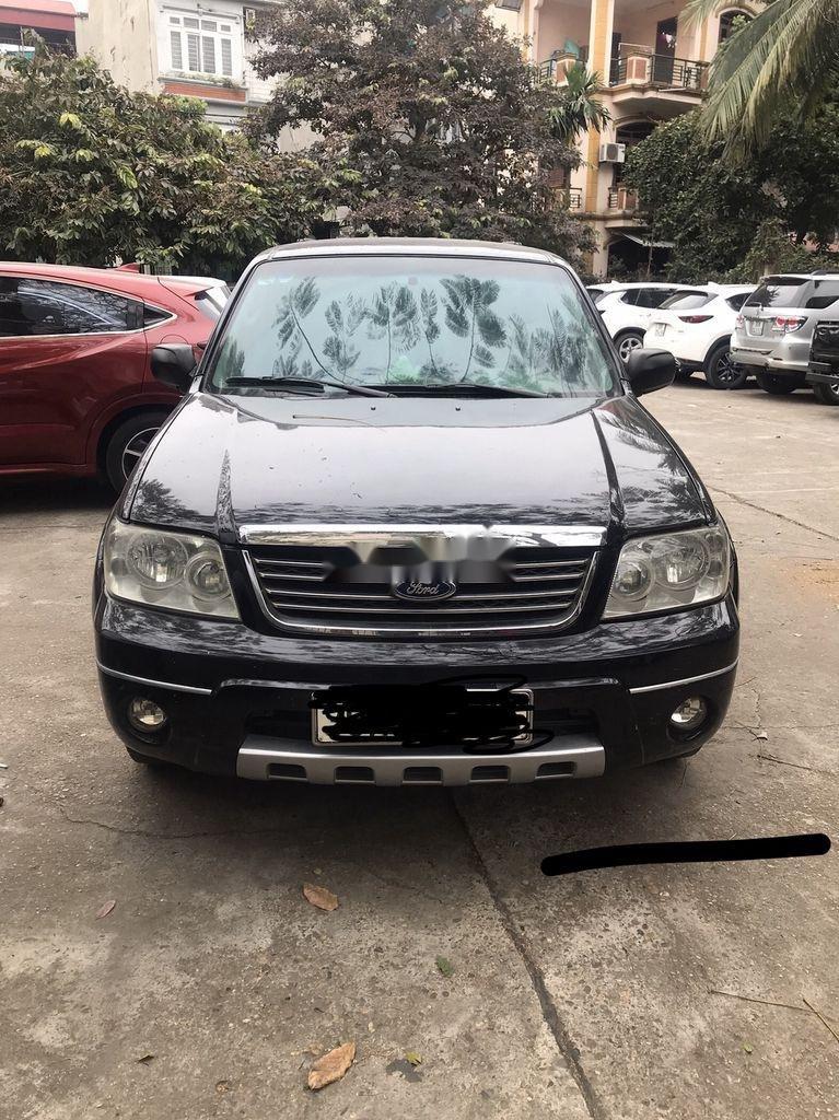 Bán Ford Escape sản xuất năm 2005 còn mới, giá 175tr (1)