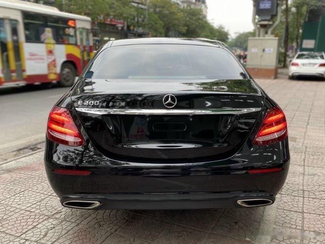 Bán xe Mercedes E200, xe chính chủ sử dụng (4)