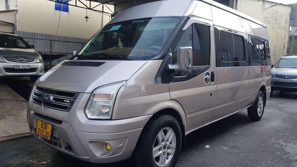 Cần bán xe Ford Transit sản xuất 2014 còn mới giá cạnh tranh (1)
