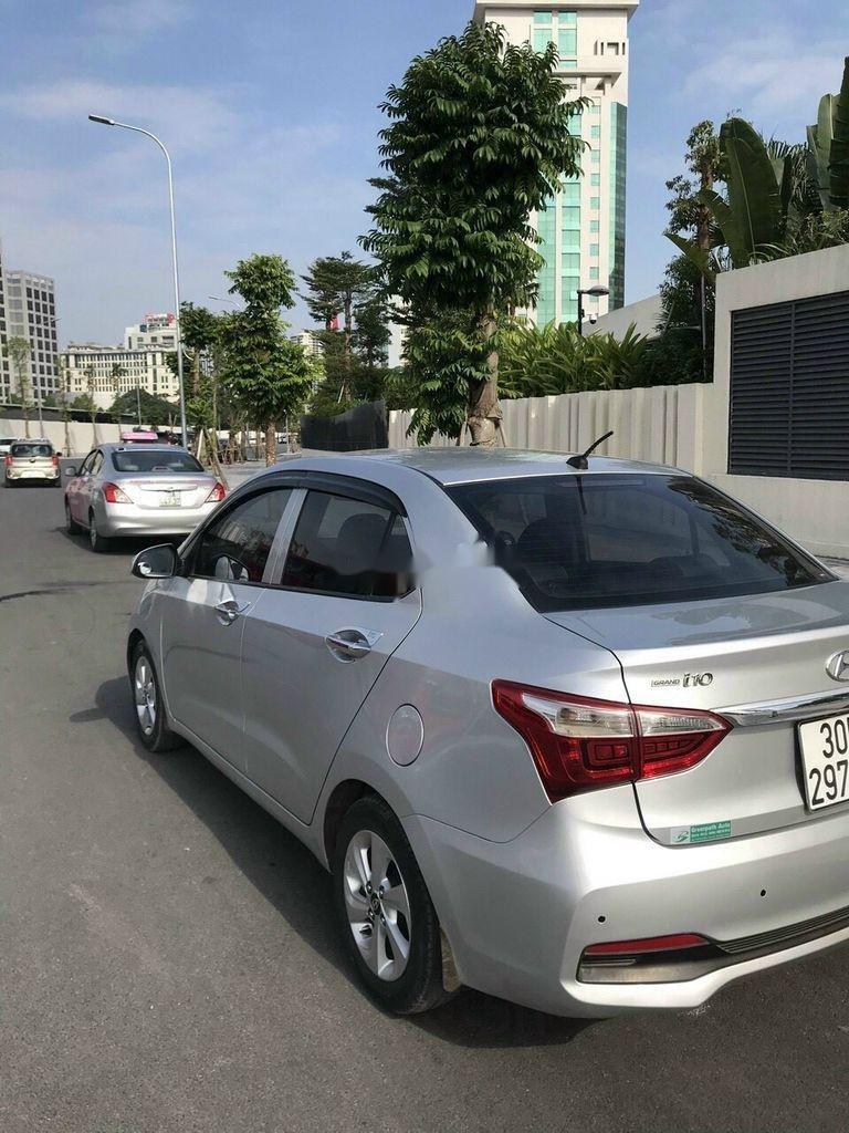 Bán Hyundai Grand i10 đời 2018, màu bạc chính chủ, 333 triệu (6)