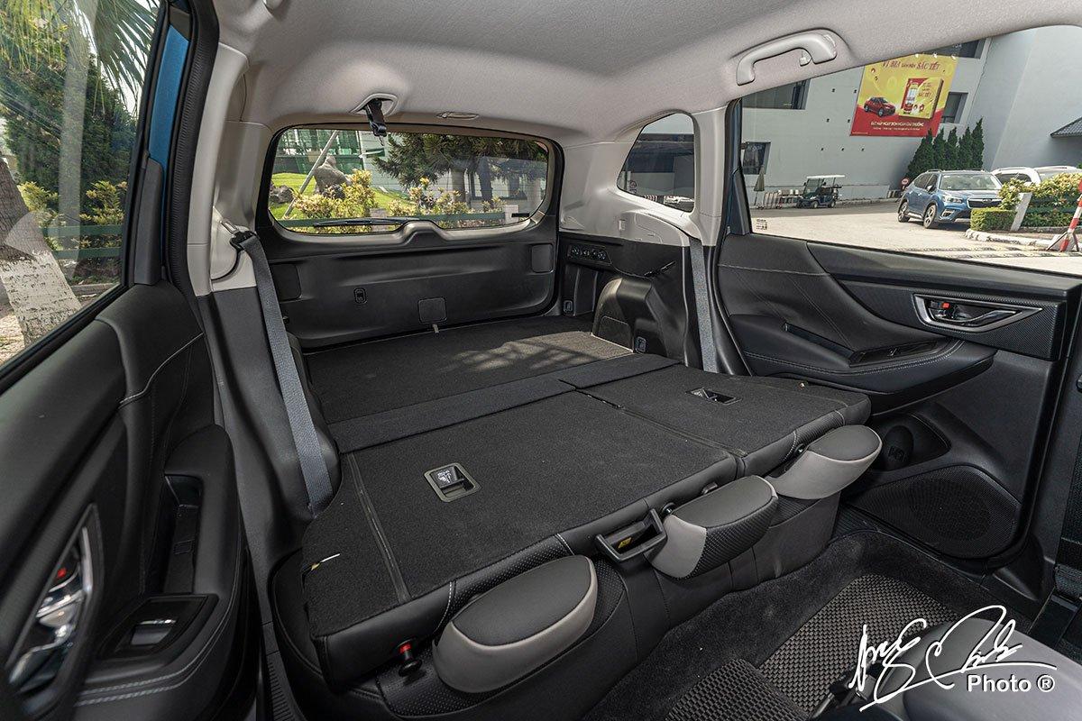 Khoang hành lý của Subaru Forester 2021 1.