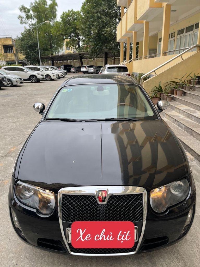 Bán xe MG ZT 750s 2010, màu đen, xe nhập còn mới, giá tốt (1)