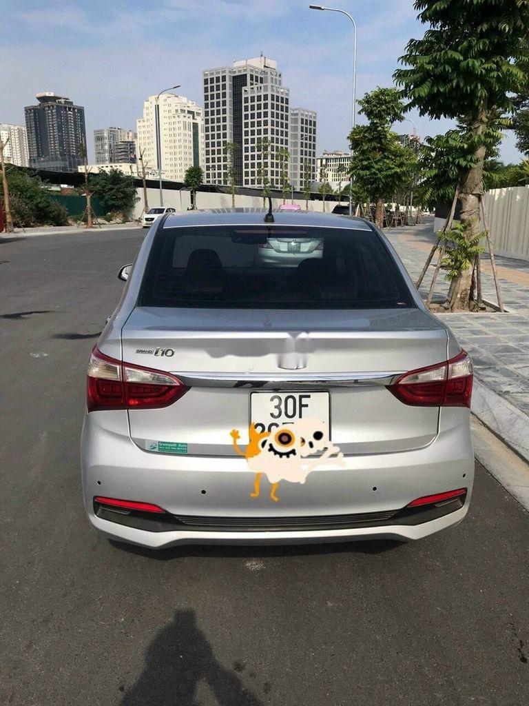 Bán Hyundai Grand i10 đời 2018, màu bạc chính chủ, 333 triệu (2)