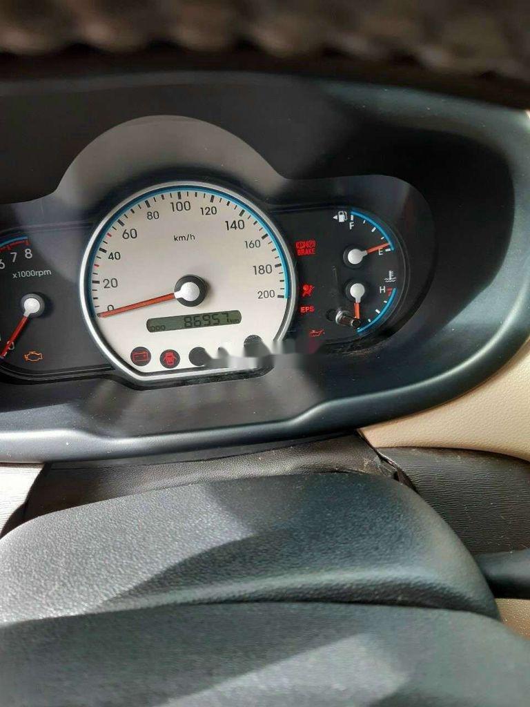 Bán Hyundai Grand i10 sản xuất năm 2010, màu vàng, nhập khẩu (5)