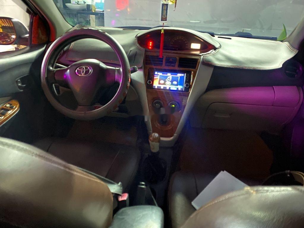 Cần bán gấp Toyota Vios năm sản xuất 2009 còn mới, 169 triệu (7)