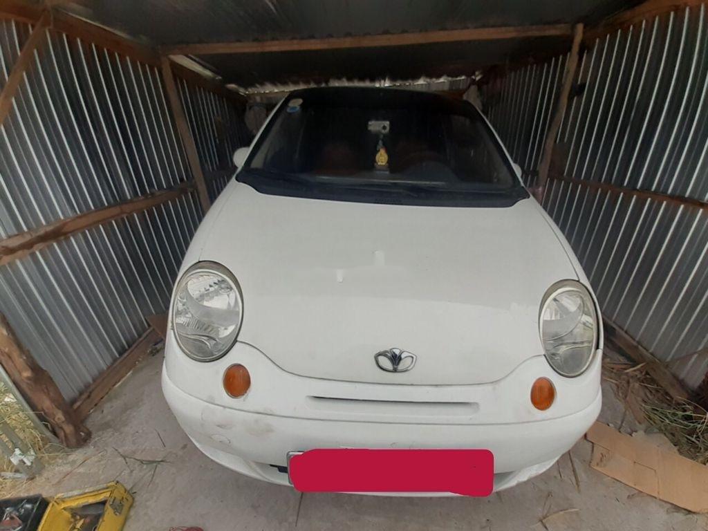 Bán Daewoo Matiz 2004, màu trắng, nhập khẩu còn mới, 58 triệu (1)