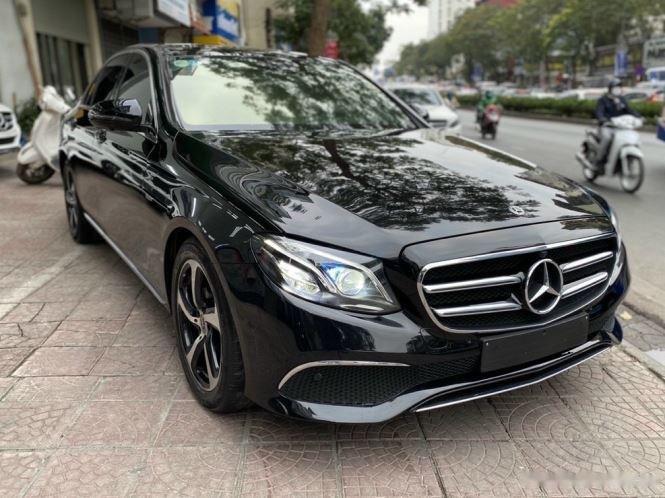 Bán xe Mercedes E200, xe chính chủ sử dụng (1)