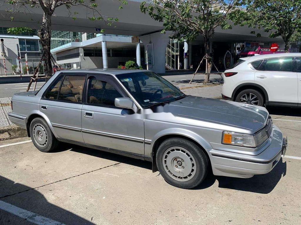 Bán ô tô Nissan Maxima năm sản xuất 1993, màu bạc (1)