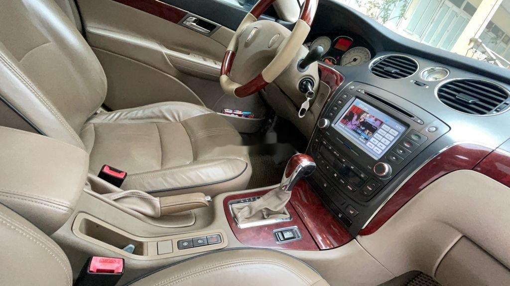 Bán xe MG ZT 750s 2010, màu đen, xe nhập còn mới, giá tốt (11)
