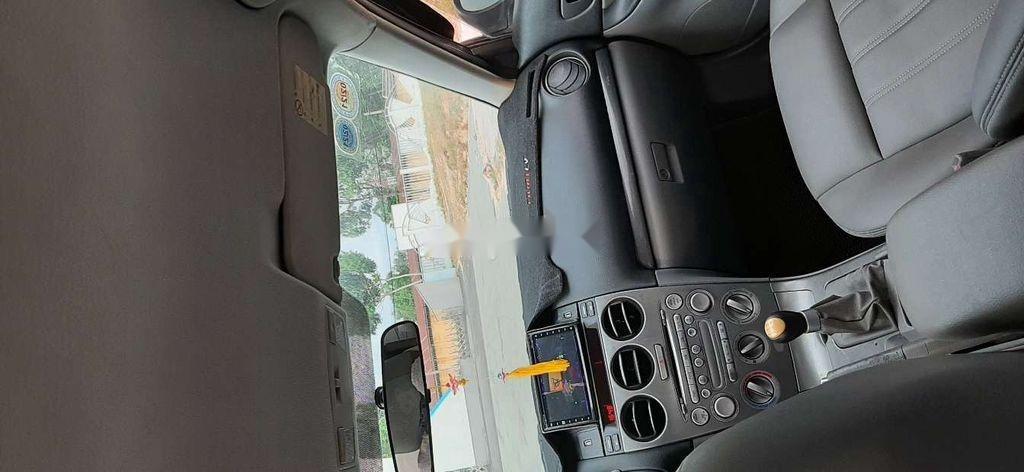 Bán Mazda 6 đời 2003, màu đen, xe nhập  (6)