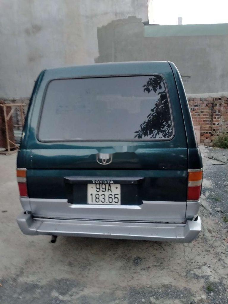 Cần bán lại xe Toyota Zace sản xuất năm 1996, nhập khẩu còn mới (3)