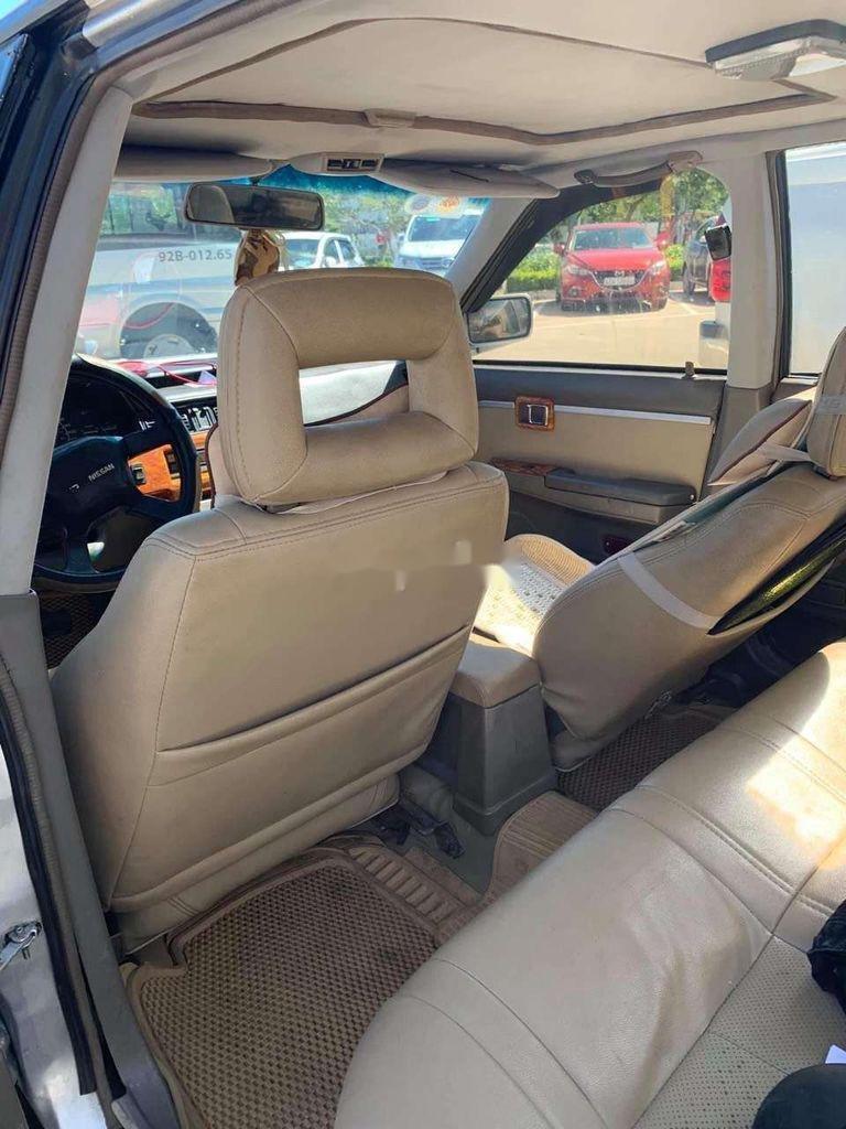 Bán ô tô Nissan Maxima năm sản xuất 1993, màu bạc (5)