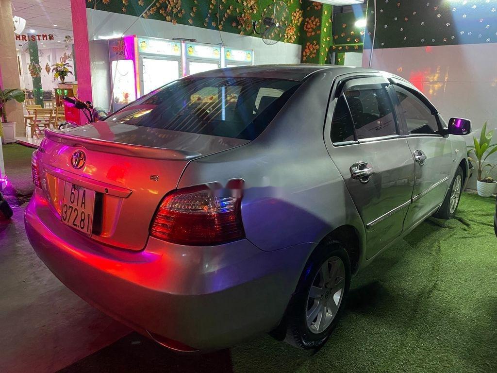 Cần bán gấp Toyota Vios năm sản xuất 2009 còn mới, 169 triệu (4)