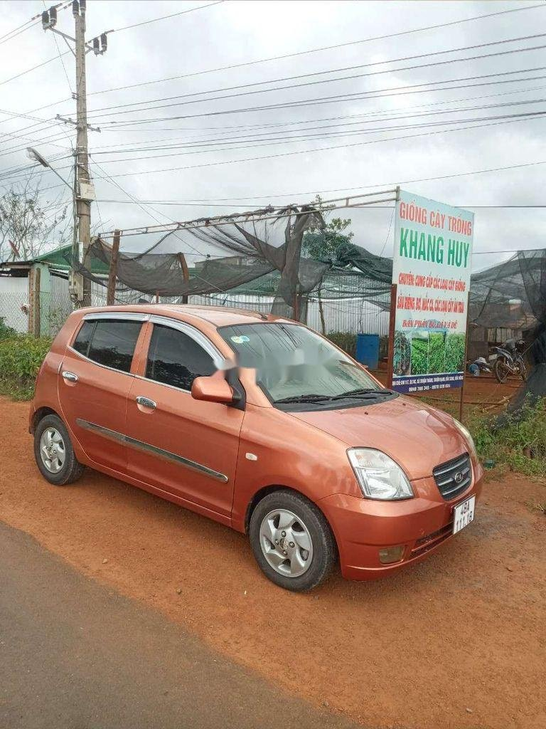 Cần bán xe Kia Morning năm 2006, nhập khẩu còn mới, giá chỉ 195 triệu (3)