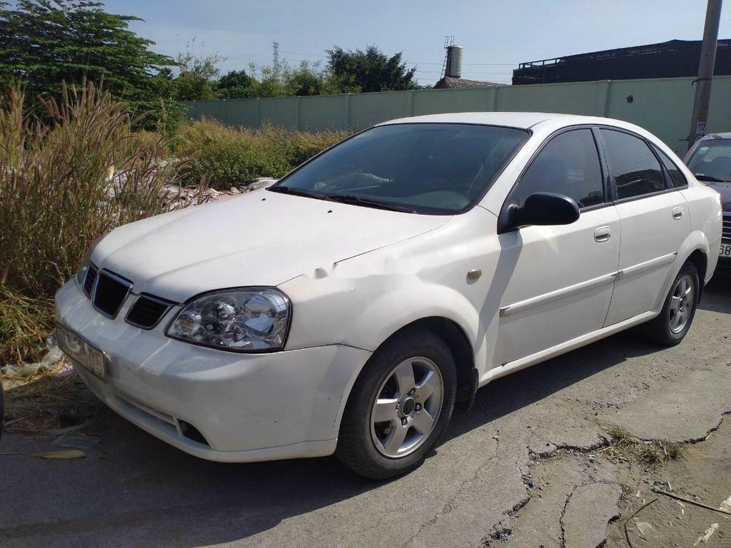 Bán xe Daewoo Lacetti sản xuất 2005 còn mới (9)