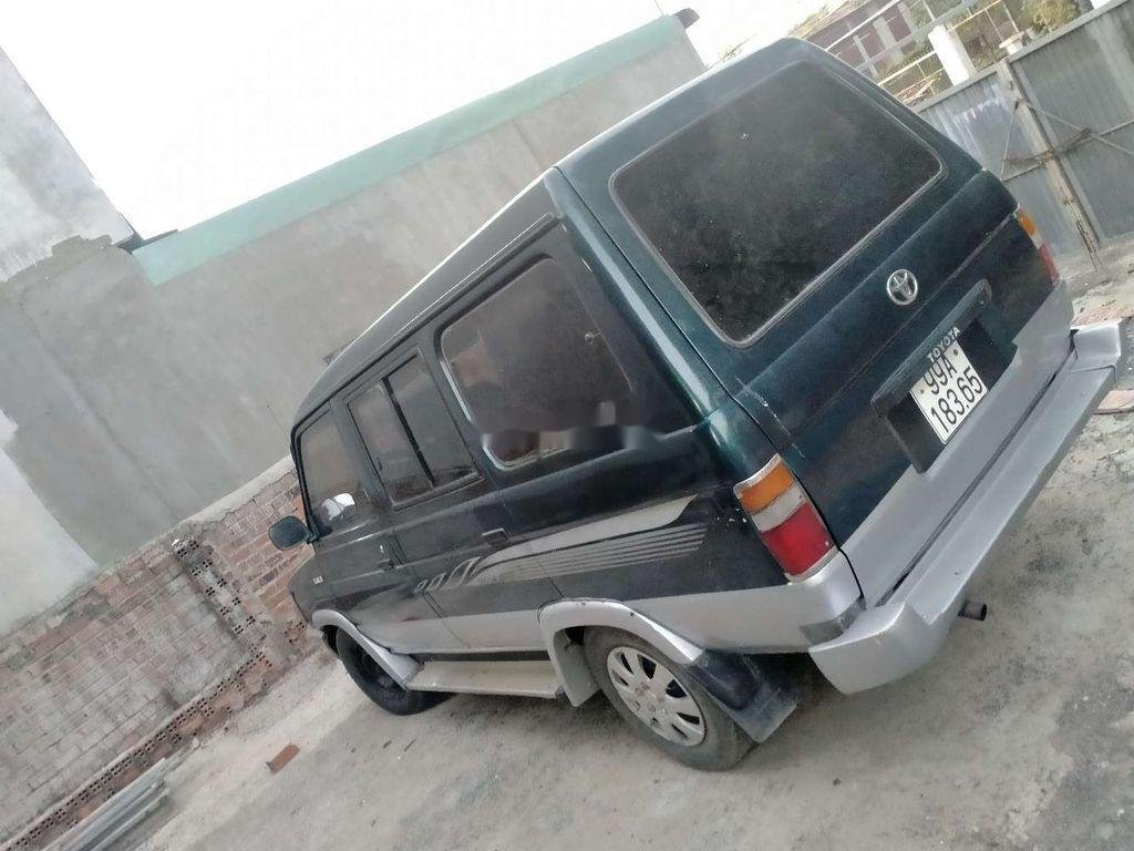 Cần bán lại xe Toyota Zace sản xuất năm 1996, nhập khẩu còn mới (5)