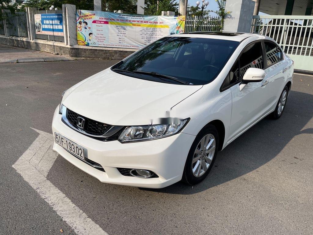 Cần bán Honda Civic sản xuất 2015 còn mới (3)