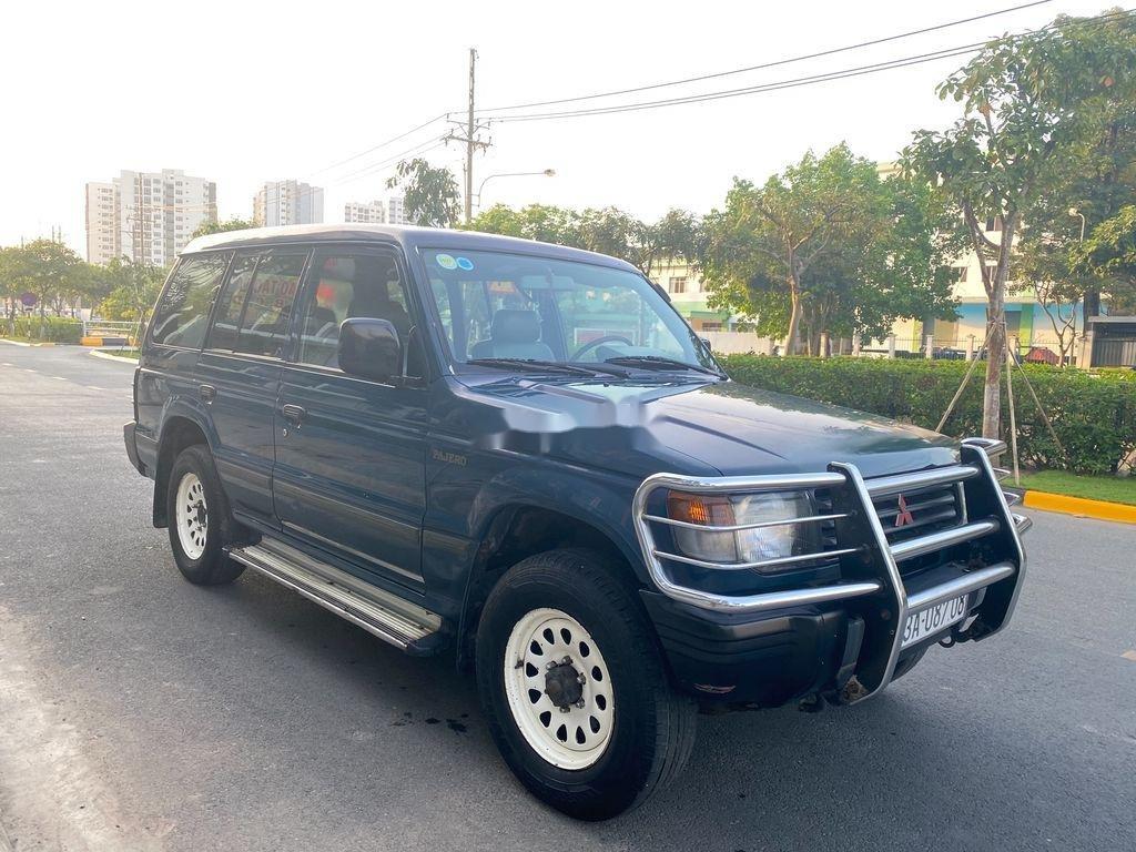 Bán Mitsubishi Pajero 1998, xe nhập (1)