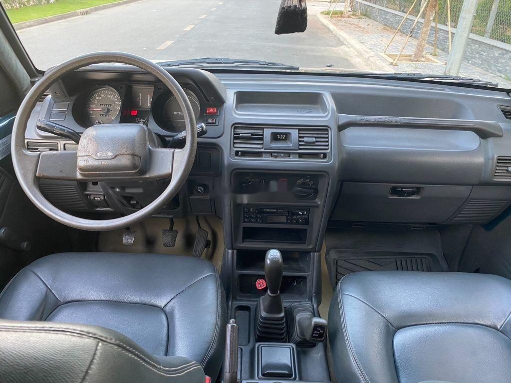 Bán Mitsubishi Pajero 1998, xe nhập (5)