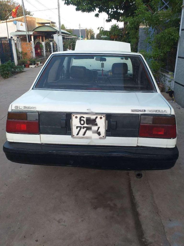 Bán Toyota Corolla sản xuất năm 1985 còn mới giá cạnh tranh (4)